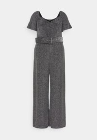 Simply Be - SWEETHEART NECK JUMPSUIT - Overal - pewter - 0