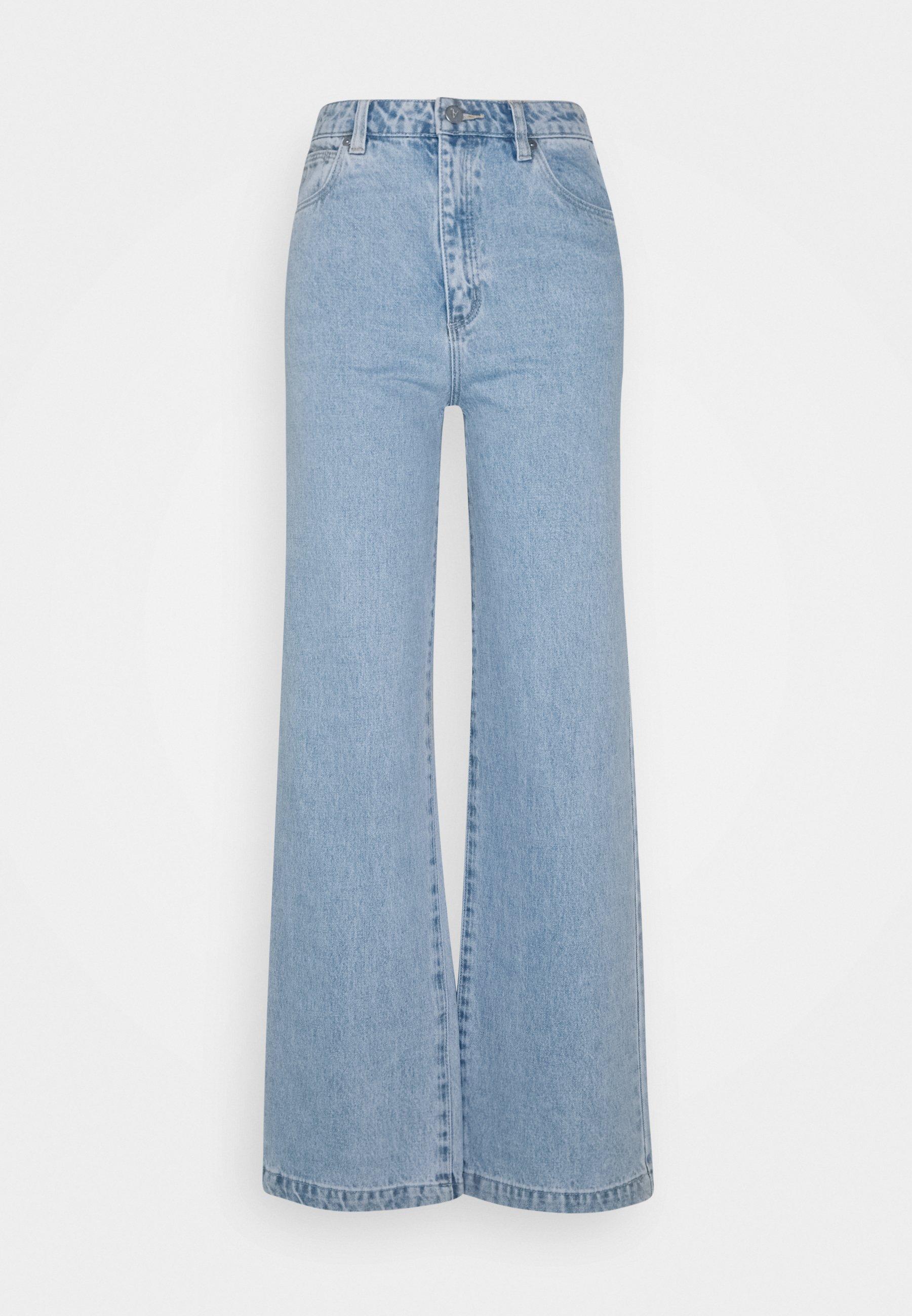 Women HIGH & WIDE - Straight leg jeans