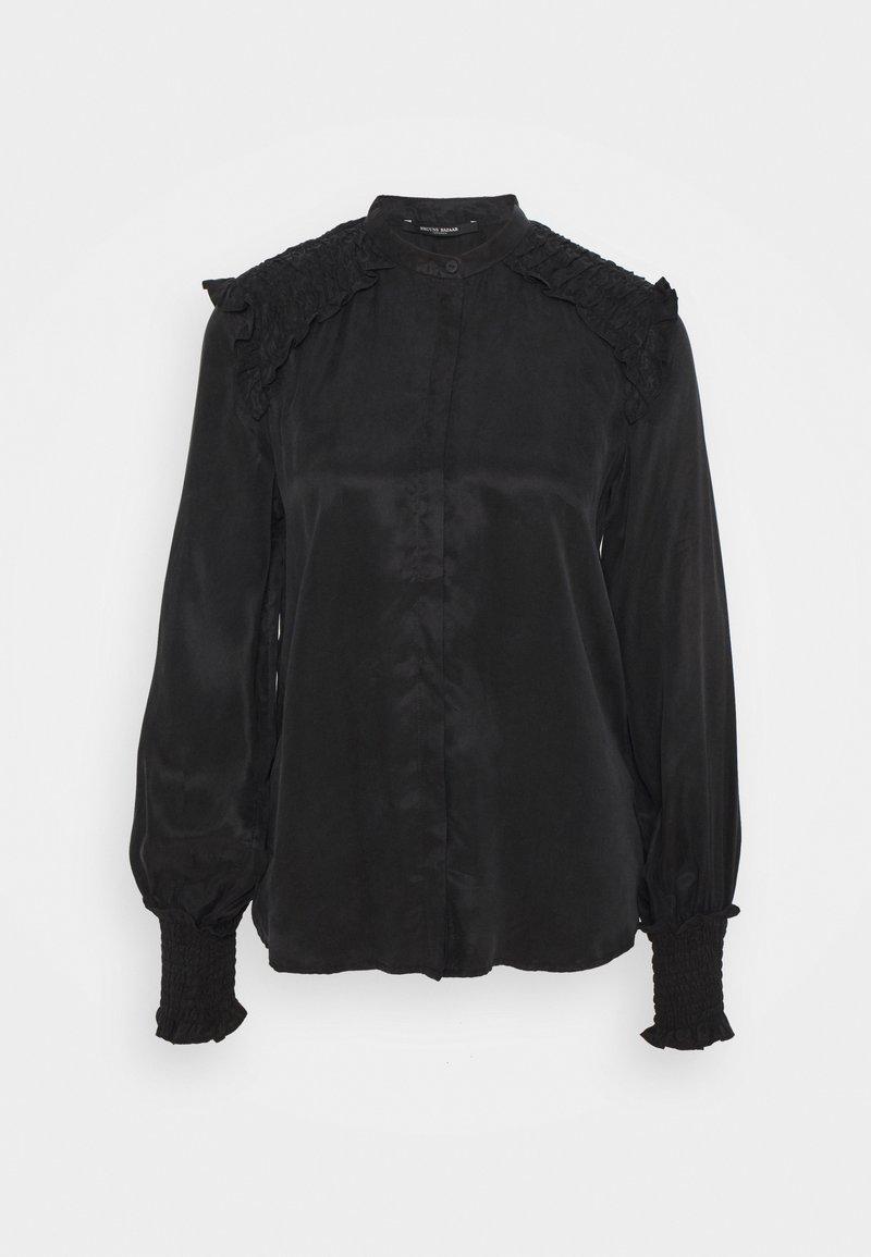 Bruuns Bazaar - SIANNA ELENERA - Blůza - black