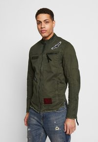 Be Edgy - NEXT - Summer jacket - khaki - 0