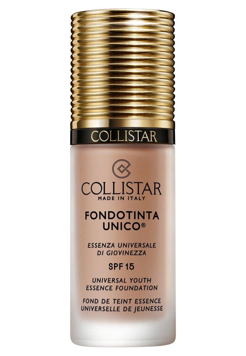 Collistar - UNICO FOUNDATION - Foundation - n. 5n caramel