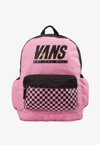 Vans - SPORTY REALM PLUS BACKPACK - Ryggsäck - fuchsia pink - 1