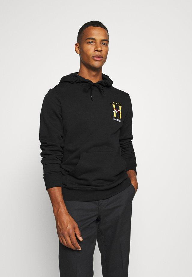 HOTEL  - Hoodie - black