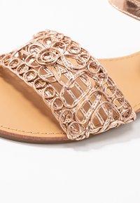 Glamorous - Sandaler - rose gold - 2