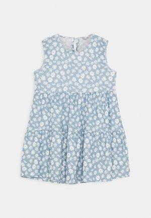 BRUNEI - Korte jurk - blue
