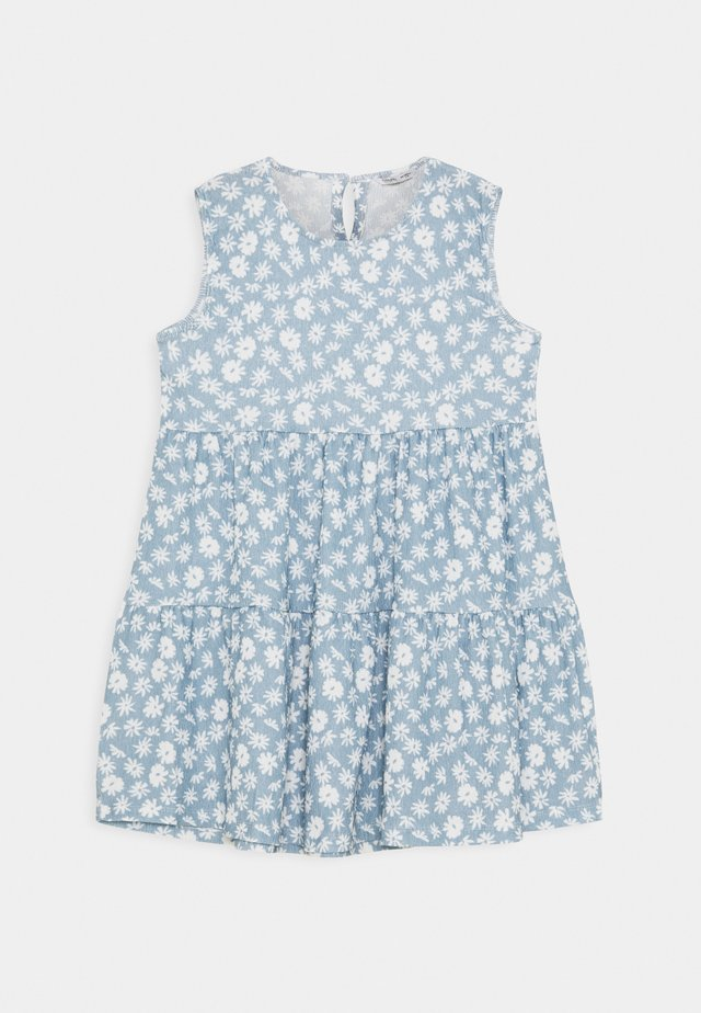 BRUNEI - Day dress - blue