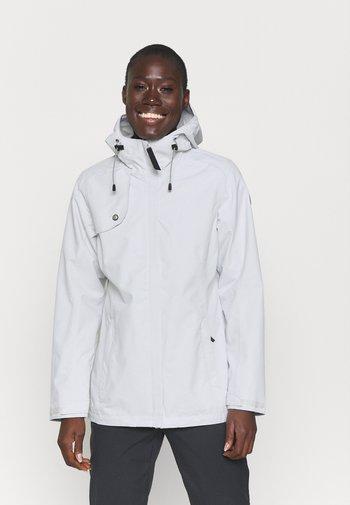 ANIAK - Waterproof jacket - steam