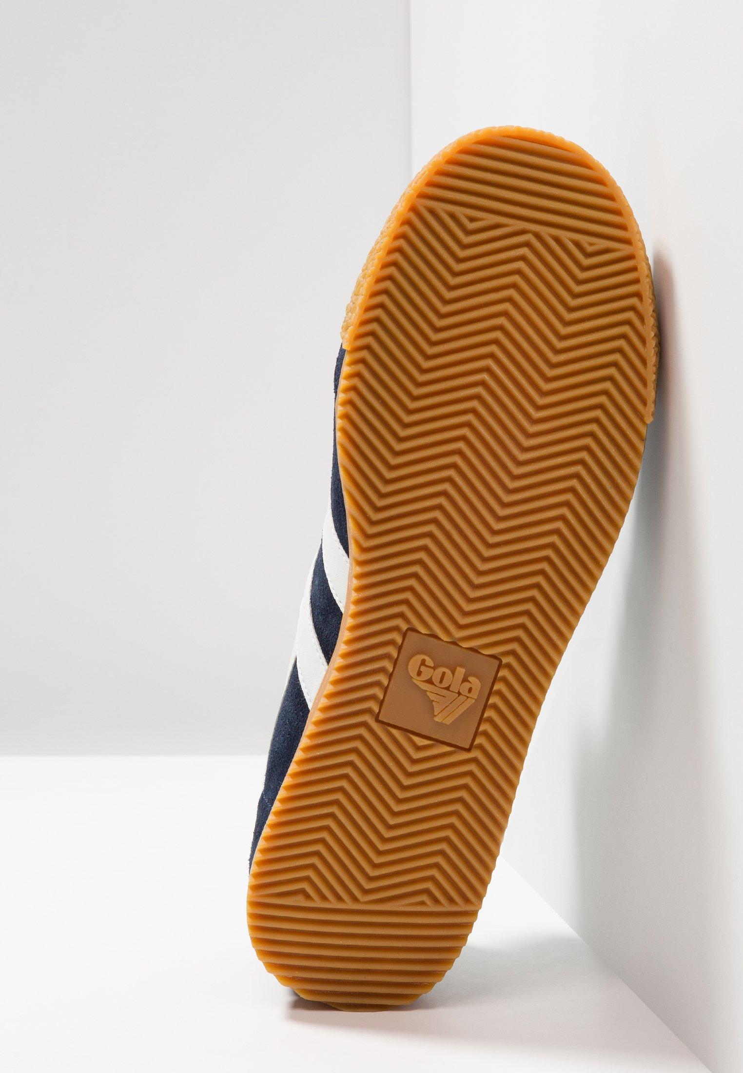 Gola HARRIER - Sneaker low - navy/white/dunkelblau - Herrenschuhe vcPi5