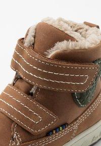 Lurchi - DIEGO-TEX - Zimní obuv - tan - 2
