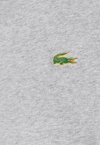 Lacoste LIVE - T-shirt print - heather wall chine - 6