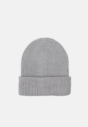 BEANIE UNISEX - Čepice - grey heather