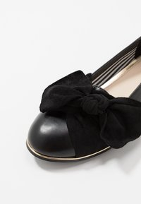 River Island - Ballerinasko - black - 2