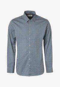 No Excess - Formal shirt - dark aqua - 0