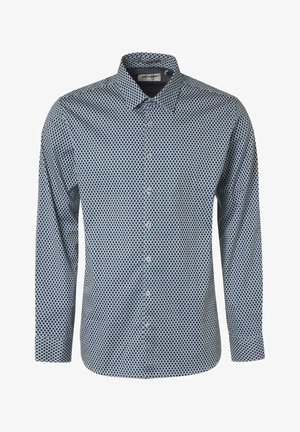 Formal shirt - dark aqua