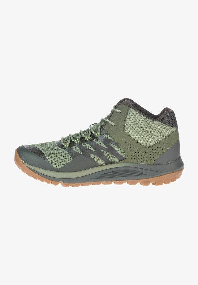 NOVA 2 MID GTX - Scarpa da hiking - green
