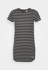 Kids ONLY - PATCH - Jersey dress - black - 0