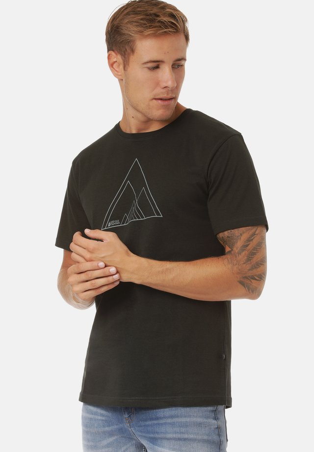 SINO - Print T-shirt - jet set