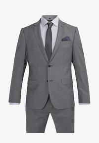 Bugatti - FLEXCITY-STRETCH SLIM FIT - Suit - grau - 10