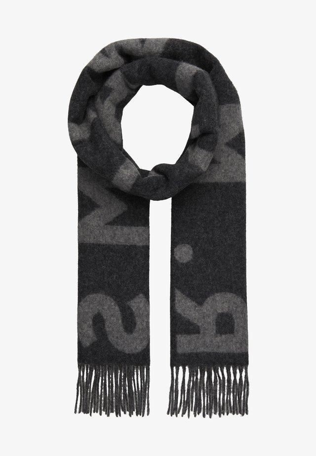 LOGO SCARF - Sjal / Tørklæder - charcoal