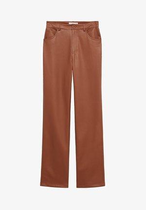 CHOCO-I - Trousers - braun