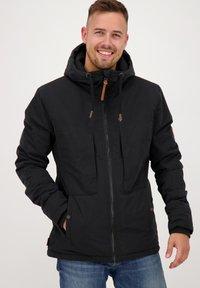 alife & kickin - ANTONYAK - Winter jacket - moonless - 0