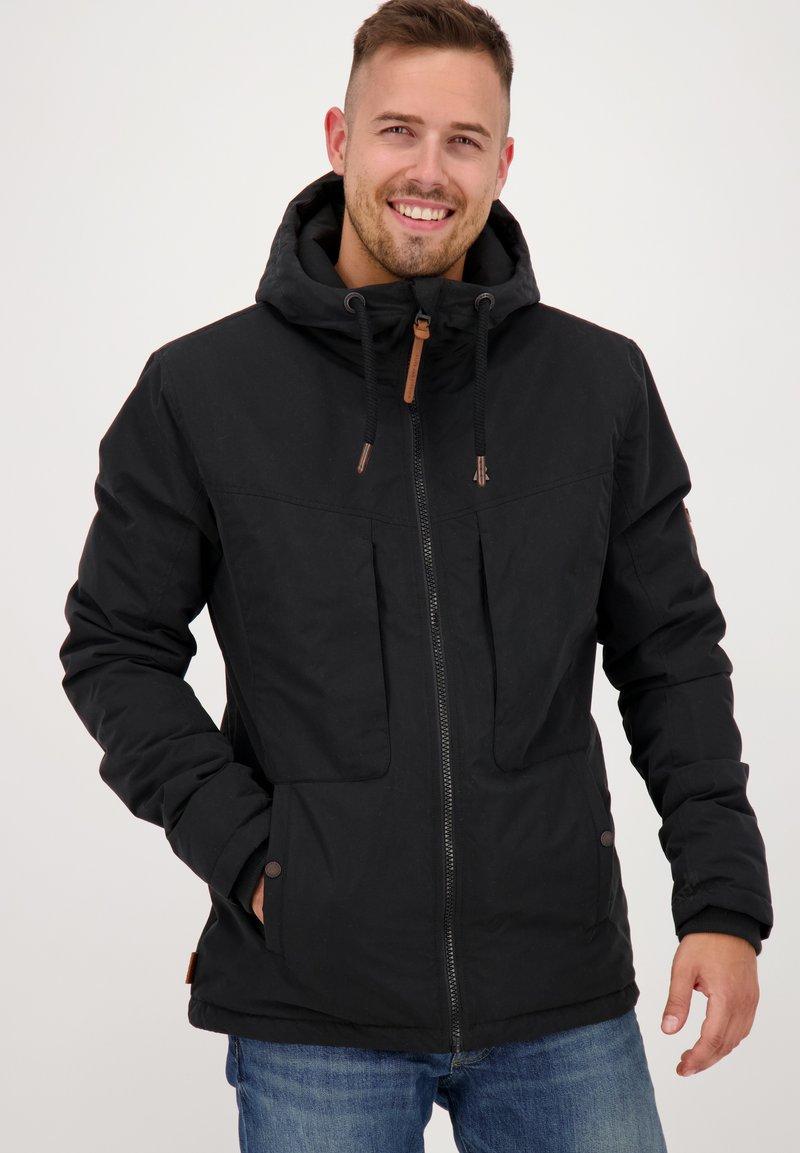 alife & kickin - ANTONYAK - Winter jacket - moonless