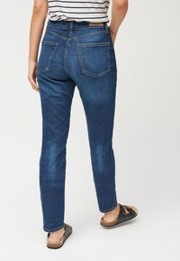 Next - RELAXED SKINNY JEANS - Slim fit jeans - blue - 2