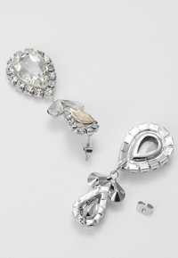 ONLY - ONLCABRINE EARRING - Oorbellen - silver-coloured - 2