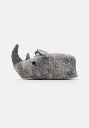 MENS RHINO - Slippers - grey
