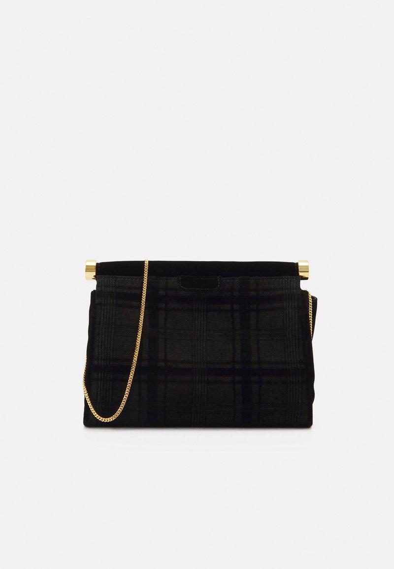 Alberta Ferretti - SHOULDER BAG - Sac à main - black