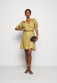 By Malene Birger - ROSANNE - Day dress - golden beige - 1