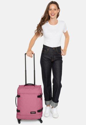 DECEMBER SEASONALS - Wheeled suitcase - salty pink