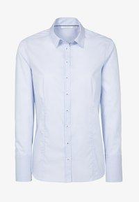 Eterna - MODERN CLASSIC - Button-down blouse - hellblau - 3