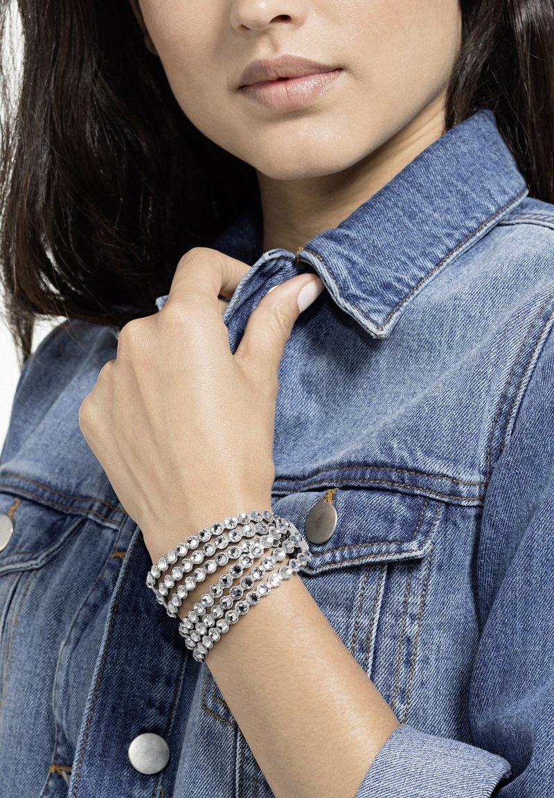 Swarovski - BRACELET SLAKE - Bracelet - silver-coloured