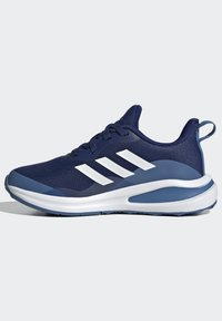 adidas Performance - FORTARUN RUNNING SHOES UNISEX - Neutral running shoes - victory blue/ftwr white/focus blue - 5