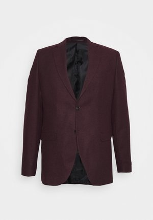 JPRTARALLO - Blazer jacket - vineyard wine