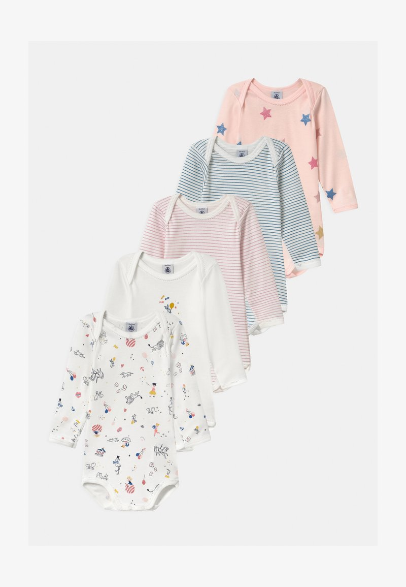 Petit Bateau - 5 PACK - Geboortegeschenk - multi-coloured/pink