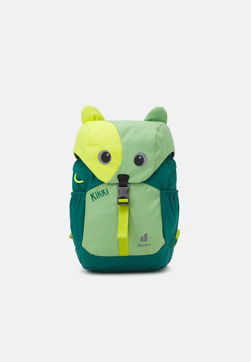 Deuter - KIKKI UNISEX - Batoh - avocado/alpinegreen