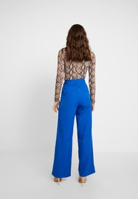 4th & Reckless - GALAXY TROUSER - Kalhoty - blue - 3