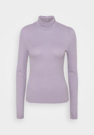 ELIN  - Topper langermet - purple
