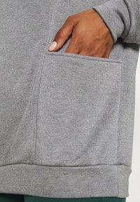 Even&Odd active - Jersey con capucha - dark gray - 5