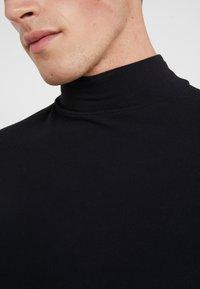 DRYKORN - TAMO - T-shirt à manches longues - black - 5