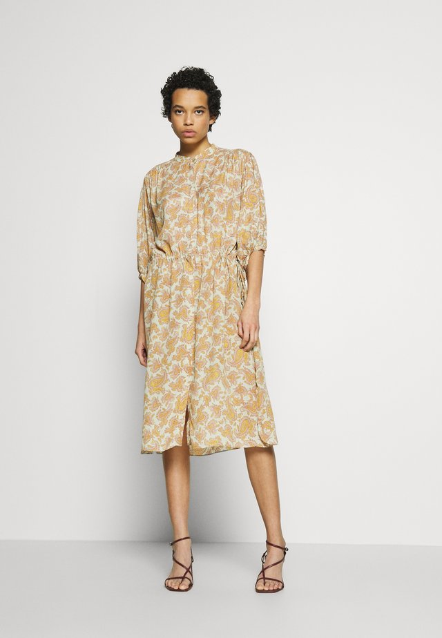 MULLE DRESS - Korte jurk - gleam