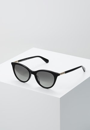 JANALYNN - Sunglasses - black