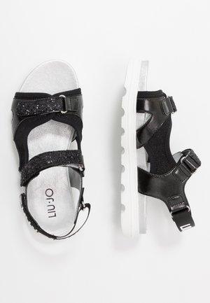INGRID - Sandals - black