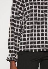 ONLY - ONLALMA LORENA - Long sleeved top - black - 5