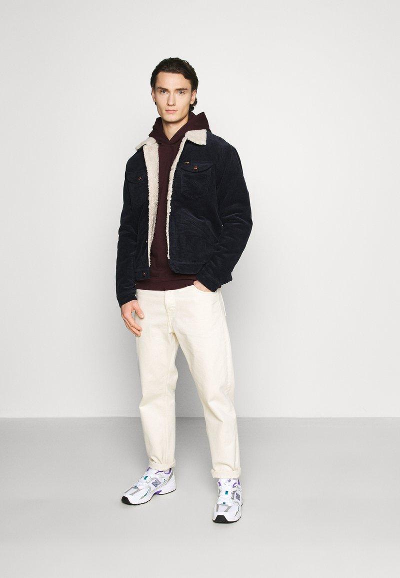 Burton Menswear London - HOOD 2 PACK - Hoodie - bordeaux