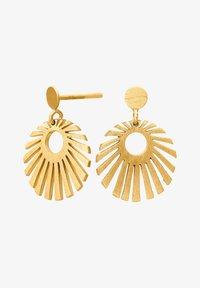 Nordahl Jewellery - SUN52 - Earrings - gold - 1