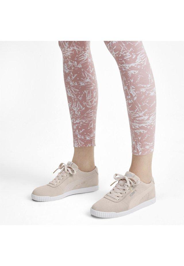 CARINA - Sneaker low - pastel parchment-parchment