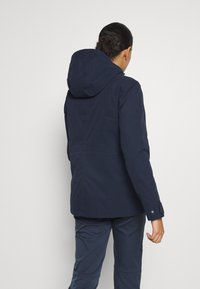Jack Wolfskin - LAKE LOUISE JACKET - Parka - midnight blue - 2